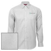 Red House White Diamond Dobby Long Sleeve Shirt-Alamo Hospice
