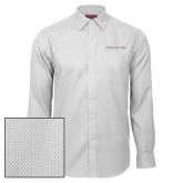 Red House White Diamond Dobby Long Sleeve Shirt-Hospice of Virgina