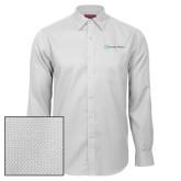 Red House White Diamond Dobby Long Sleeve Shirt-Serenity Hospice