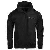Black Charger Jacket-Alamo Hospice