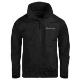 Black Charger Jacket-Serenity Hospice