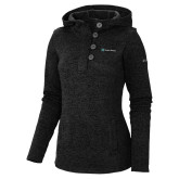 Columbia Ladies Darling Days Black Pullover-Hospice Partners