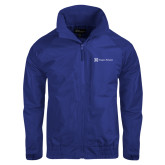 Royal Charger Jacket-Hospice Partners