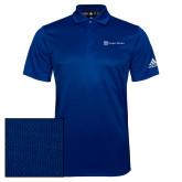Adidas Climalite Royal Grind Polo-Hospice Partners