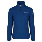 Columbia Ladies Full Zip Royal Fleece Jacket-Hospice Partners