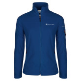 Columbia Ladies Full Zip Royal Fleece Jacket-Hospice of Virgina