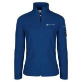 Columbia Ladies Full Zip Royal Fleece Jacket-Serenity Hospice