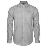 Red House Grey Plaid Long Sleeve Shirt-Hospice Partners