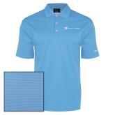 Nike Dri Fit Light Blue Pebble Texture Sport Shirt-Hospice of Virgina