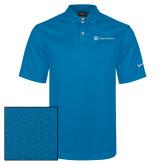 Nike Sphere Dry Light Blue Diamond Polo-Hospice Partners