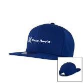 New Era Royal Diamond Era 9Fifty Snapback Hat-Alamo Hospice