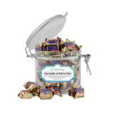 Snickers Satisfaction Small Round Canister-Hospice Partners of America