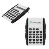 White Flip Cover Calculator-Serenity Hospice