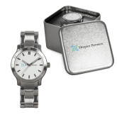 Mens Stainless Steel Fashion Watch-Hospice Partners