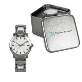 Ladies Stainless Steel Fashion Watch-Hospice Partners