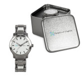 Ladies Stainless Steel Fashion Watch-Hospice of Virginia