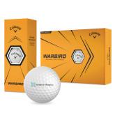 Callaway Warbird Golf Balls 12/pkg-Serenity Hospice