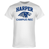White T Shirt-Campus