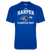 Under Armour Royal Tech Tee-Campus