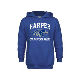 Youth Royal Fleece Hoodie-Campus