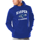 Under Armour Royal Armour Fleece Hoodie-Gaming
