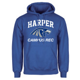Royal Fleece Hoodie-Campus