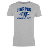 Ladies Grey T Shirt-Campus