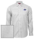 Red House White Diamond Dobby Long Sleeve Shirt-Hawk Head