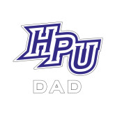 Dad Decal-Dad, 6 in W