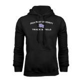 Black Fleece Hoodie-Track & Field