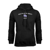 Black Fleece Hoodie-Golf