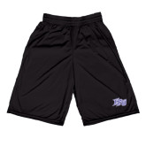 Russell Performance Black 10 Inch Short w/Pockets-HPU