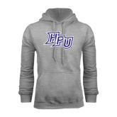 Grey Fleece Hoodie-HPU