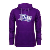 Adidas Climawarm Purple Team Issue Hoodie-HPU