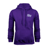 Purple Fleece Hoodie-HPU