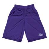 Performance Classic Purple 9 Inch Short-HPU