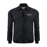 Black Players Jacket-Stacked High Point University