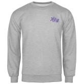 Grey Fleece Crew-HPU