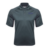 Charcoal Dri Mesh Pro Polo-Stacked High Point University