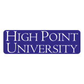 Extra Large Magnet-Stacked High Point University, 18 in W