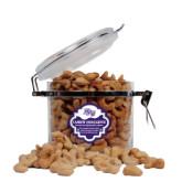 Cashew Indulgence Round Canister-HPU