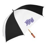 62 Inch Black/White Umbrella-HPU