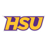 Large Decal-HSU, 12 inches wide