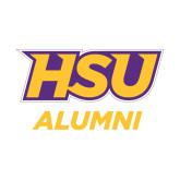 Hardin-Alumni, 6 inches wide