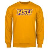 Gold Fleece Crew-HSU