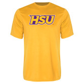 Syntrel Performance Gold Tee-HSU
