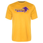 Performance Gold Tee-Cowgirls Basketball