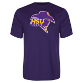 Performance Purple Tee-Mens Soccer
