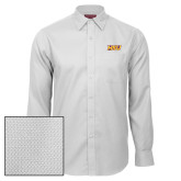 Red House White Diamond Dobby Long Sleeve Shirt-HSU