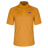 Gold Dri Mesh Pro Polo-Cowgirl Riding